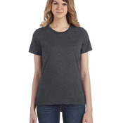 Ladies' Ringspun T-Shirt